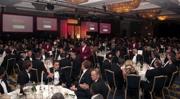 The awards were attended by nearly 650 top industry professionals