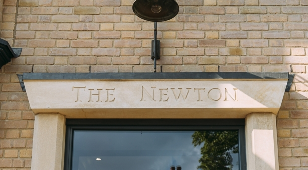 Chard Robinson and The Newton shortlisted for national award